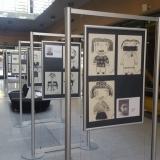 Czarno na białym wystawa prac Stowarzyszenia Promyk w Oświęcimiu