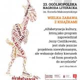 Nagroda Literacka. Wystawa