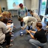 Smartfonowe inspiracje i rozszerzona rzeczywistość - szkolenie bibliotekarzy