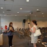 Spotkanie autorskie z Krystyną Szulczyńską