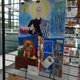 Święty Maksymilian patronem trudnych wyborów - pokonkursowa wystawa prac