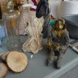 Szmaciane rzeźby - warsztaty