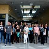 Wizyta czeskich bibliotekarzy