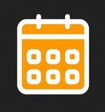 <h2>Kalendarz wydarzeń <br>w Bibliotece<h2>