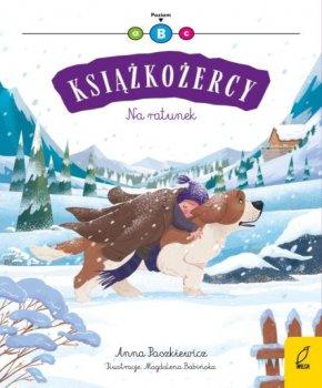 Anna Paszkiewicz Książkożercy. Na ratunek