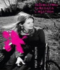 Katarzyna Zychla Dziewczynka tańcząca z wiatrem