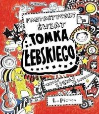 Liz Pichon Seria: Tomek Łebski