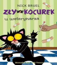 Nick Bruel Zły kocurek