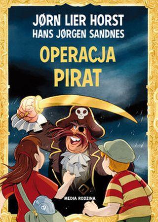 Operacja pirat. Jorn Lier Horst, Hans Jorgen Sandnes