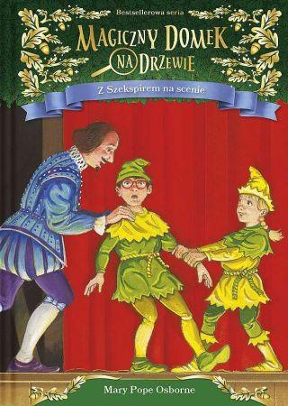 Z Szekspirem na scenie. Mary Pope Osborne