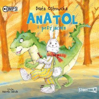 Anatol i przyjaciele. Beata Ostrowicka
