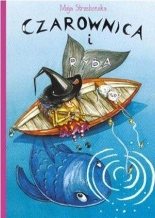 Czarownica i ryba. Maja Strzebońska