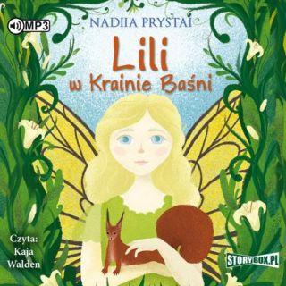 Lili w krainie baśni. Nadiia Prystai