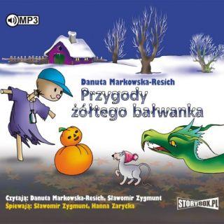 Przygody żółtego bałwanka. Danuta Markowska-Resich