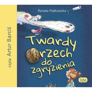 Twardy orzech do zgryzienia. Renata Piątkowska