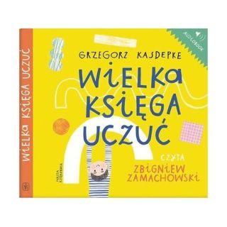 Wielka księga uczuć. Grzegorz Kasdepke