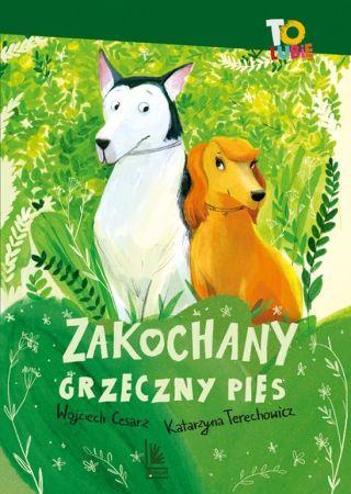 Zakochany grzeczny pies. Wojciech Cesarz, Katarzyna Terechowicz